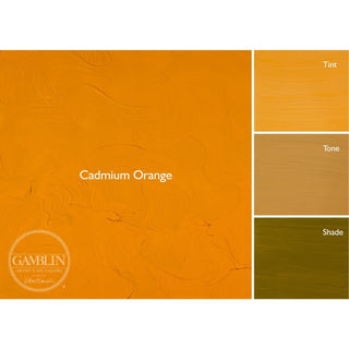 37ML / Cadmium Orange