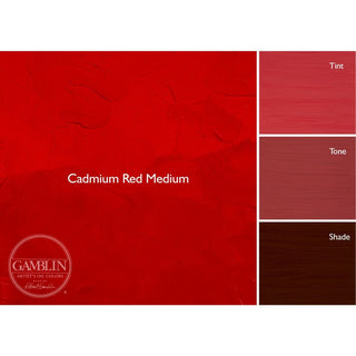 37ML / Cadmium Red Medium