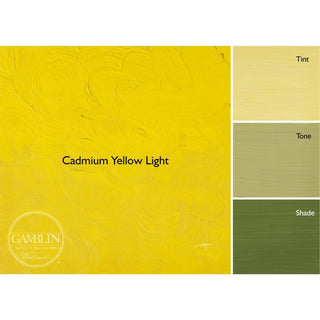 37ML / Cadmium Yellow Light