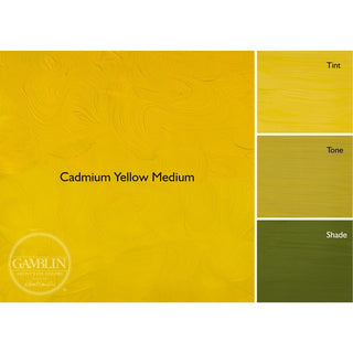 150ML / Cadmium Yellow Medium