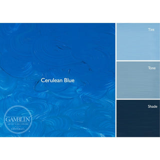 37ML / Cerulean Blue