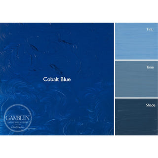 150ML / Cobalt Blue
