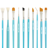 Princeton 3750 Select Artiste Synthetic Brushes - Short Handle