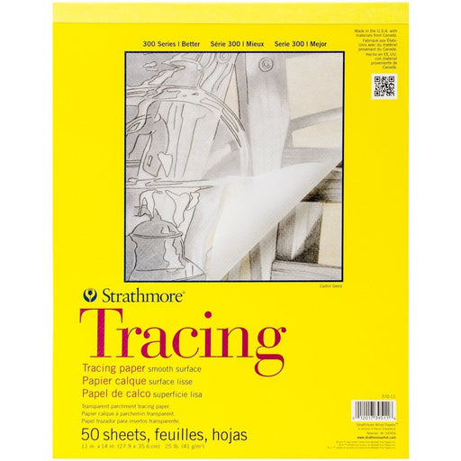 Strathmore 300 Series Tracing Pads