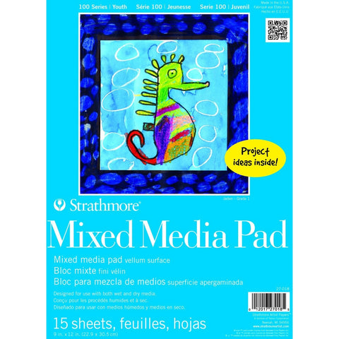 Strathmore Kids Mixed Media Pad