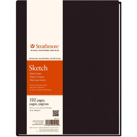 Strathmore 400 Series Hardbound Sketch Journal