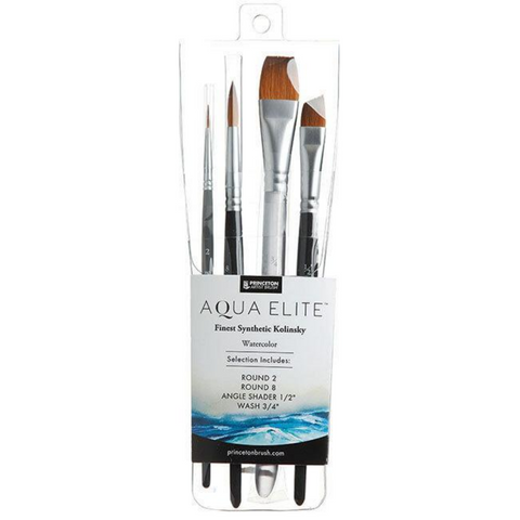 Aqua Elite Professional 4-Piece Set