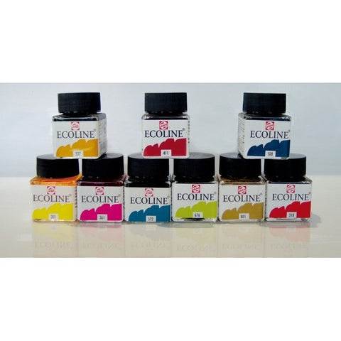 Ecoline Liquid Watercolours