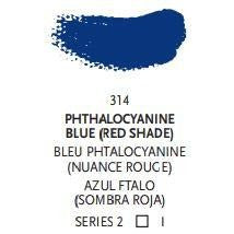 Phthalocyanine Blue (Red Shade)