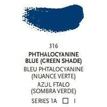 Phthalocyanine Blue (Green Shade)