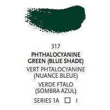 Phthalocyanine Green (Blue Shade)