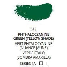 Phthalocyanine Green (Yellow Shade)