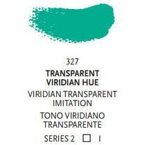 Transparent Viridian Hue