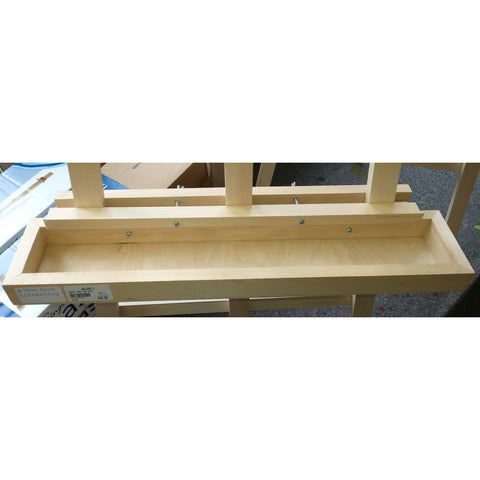 Easel Supply Tray