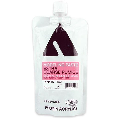Holbein Pumice Modeling Paste Extra Coarse