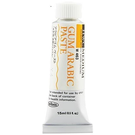 Holbein Gum Arabic Watercolour Paste