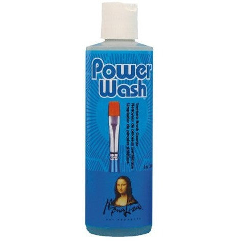 Mona Lisa Powerwash Synthetic Brush Restorer