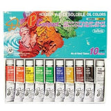 Holbein Duo Aqua Oil Colour Sets