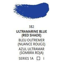 Ultramarine Blue (Red Shade)