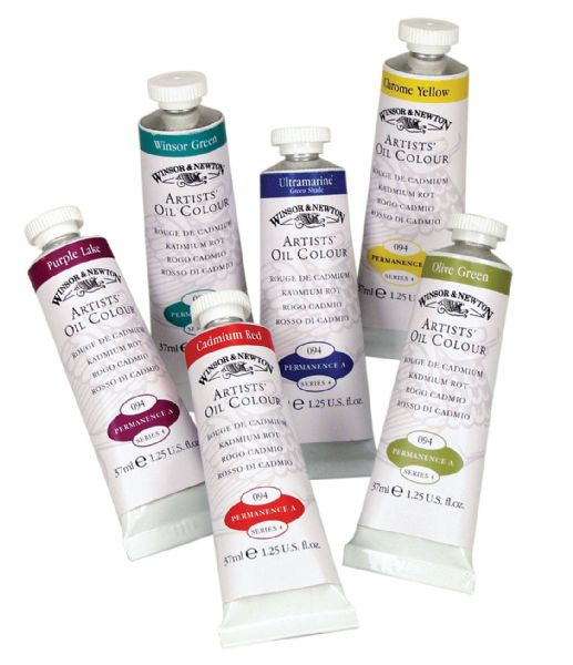 Winsor & Newton Artist Oil Colours (37ml)