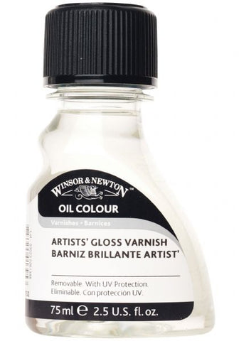 Winsor & Newton Varnish (75ml)