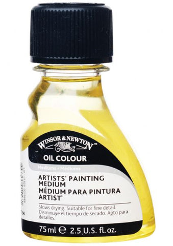 Winsor & Newton Artist's Painting Medium (75ml)