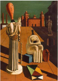 De Chirico: The Disquieting Puzzle