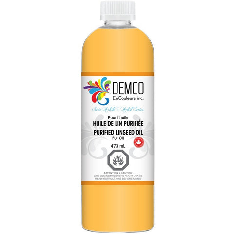 Demco Linseed Oil