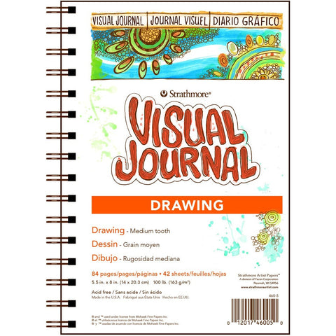 Strathmore Visual Journals - Drawing