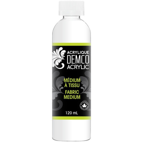 Demco Fabric Medium 120ml