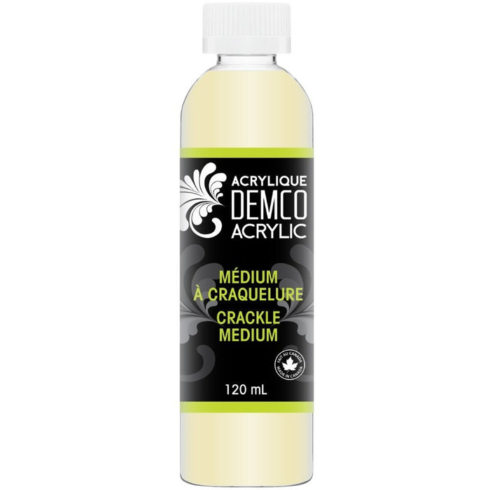 Demco Crackle Medium 120ml