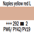 Naples Yellow Red Lt / 120ML