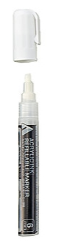 Holbein Refillable Markers
