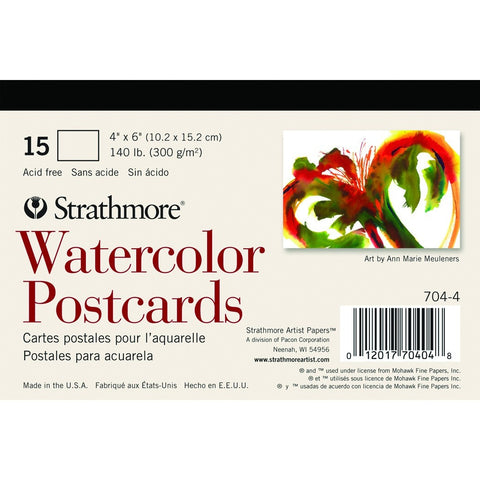 Strathmore Watercolour Postcards