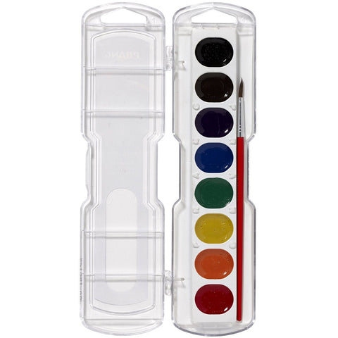 Prang Washable Watercolour Set of 8
