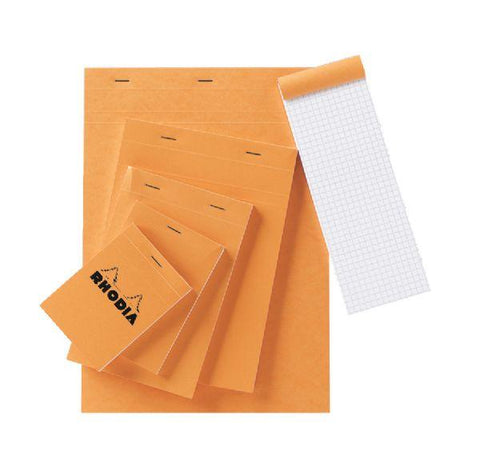 Rhodia Blank Notepads