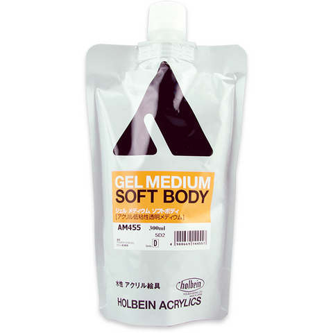 Holbein Soft Body Gel Medium