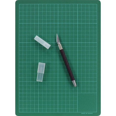 "Art Advantage 8.5"" x 11"" Cutting Mat Kit"