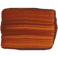 Transparent Orange Iron Oxide