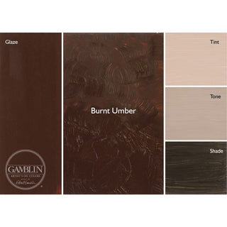 150ML / Burnt Umber