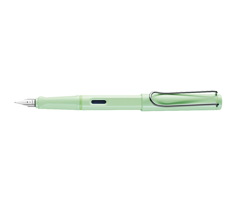Lamy Safari Fountain Pen - LIMITED EDITION (MINT GLAZE)