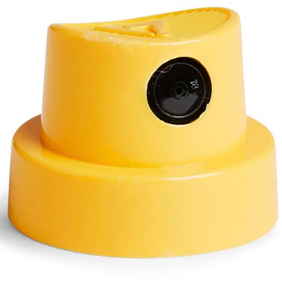 Spray Paint Caps: Super Yellow Fat