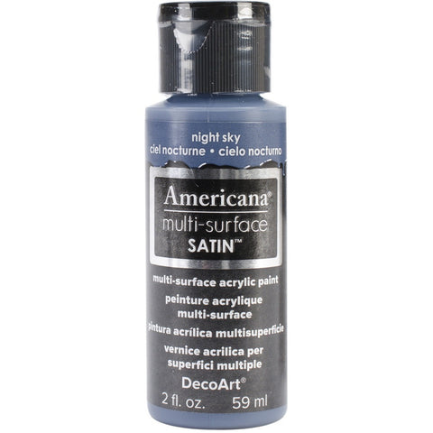 Decoart Americana Multi Surface Satin Acrylics