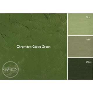 37ML / Chromium Oxide Green