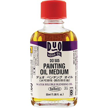 Holbein Duo Aqua Painting Medium