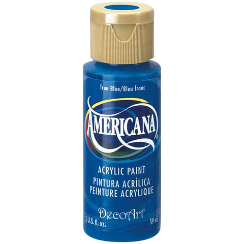 DecoArt Americana Acrylics Opaque and Semi-Opaque Colours
