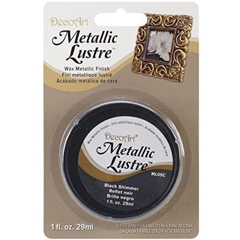 Decoart Metallic Lustre Wax Finish