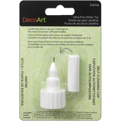 Decoart Ultra Fine Writer Tip