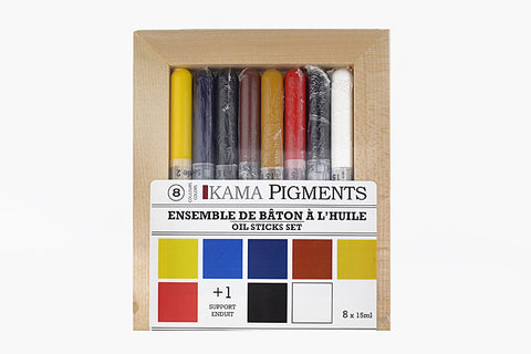 Kama Pigments Oil Stick Set