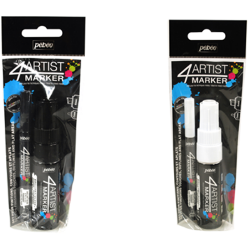 Pebeo 4Artist Oil Markers Duo Sets